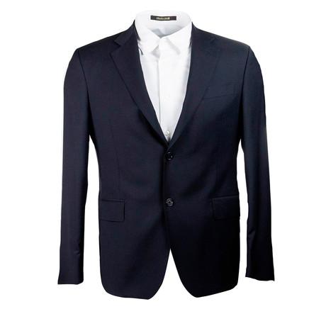 Roberto Cavalli // Suit VI // Blue (Euro: 46)
