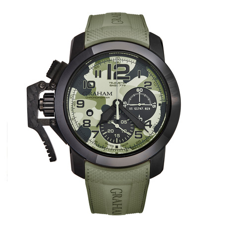 Graham Chronofighter Automatic // 2CCAU.G02B