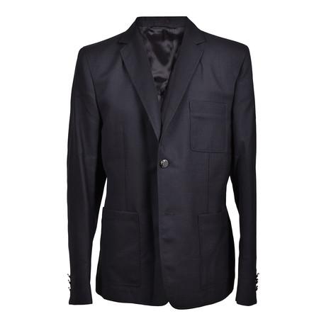 Versace Collection // Blazer // Navy (Euro: 46)
