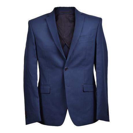 Versace Collection // Blazer // Blue (Euro: 46)