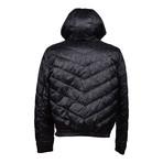Versace // Puffer Jacket // Black (Euro: 54)