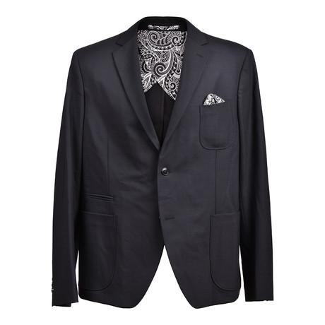 Versace Collection V1 // Blazer // Black (Euro: 46)