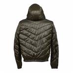 Puffer Jacket // Olive Green (Euro: 52)