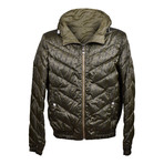 Puffer Jacket // Olive Green (Euro: 50)