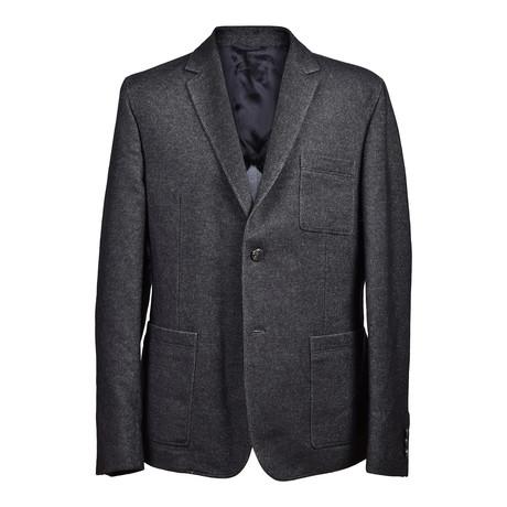 Versace Collection // Blazer // Charcoal (Euro: 46)