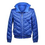 Puffer Jacket // Royal Blue (Euro: 46)