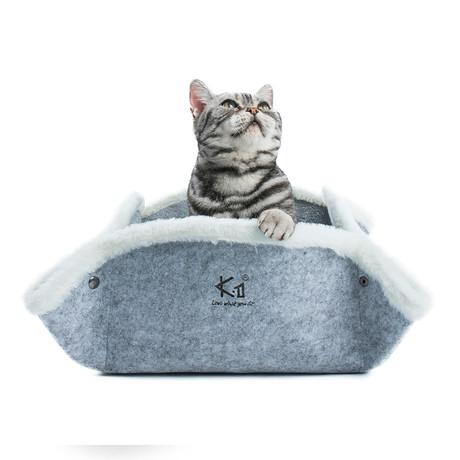 Cat Bed // Goku // Gray