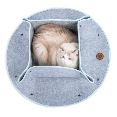 Cat Bed // Goku // Blue