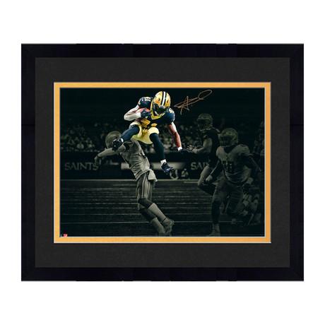 "Alvin Kamara // New Orleans Saints 11"" x 14"" Spotlight Photograph (Unframed)"