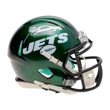 Sam Darnold // New York Jets Riddell Speed Mini Helmet
