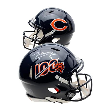 Khalil Mack // Chicago Bears Riddell NFL 100 Speed Authentic Helmet