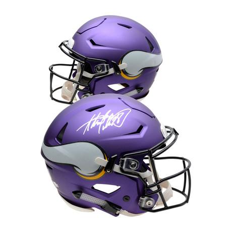 Adrian Peterson // Minnesota Vikings Riddell Speed Flex Authentic Helmet