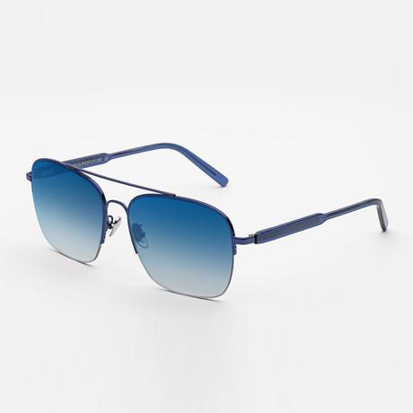Adamo Sunglasses // Low Bridge Fit (Fadeism Black)