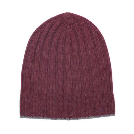 Cashmere Hat // Red