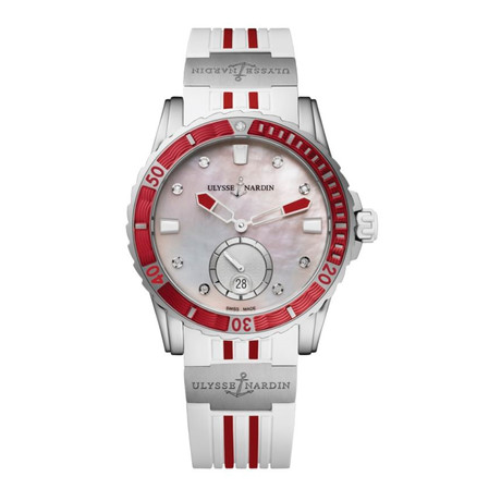 Ulysse Nardin Ladies Diver Automatic // 3203-190-3R/10.16 // New