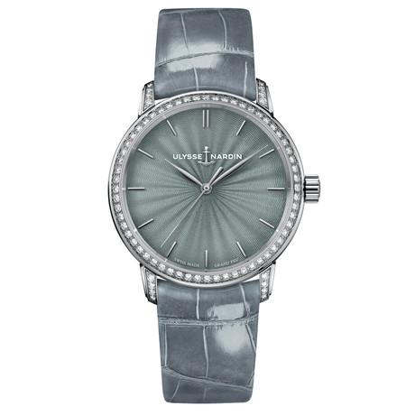 Ulysse Nardin Ladies Classic Automatic // 8150-201BC/E1 // Store Display