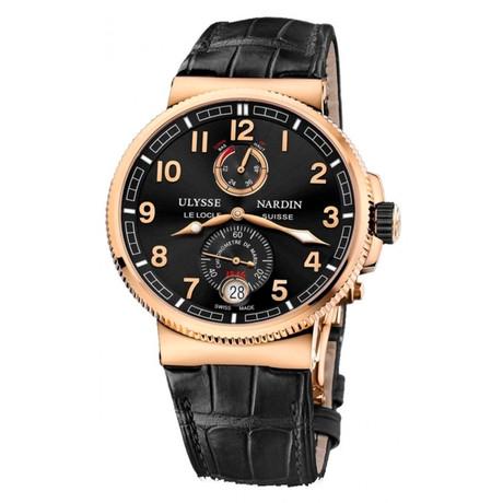 Ulysse Nardin Marine Chronometer Automatic // 1186-126/62 // New