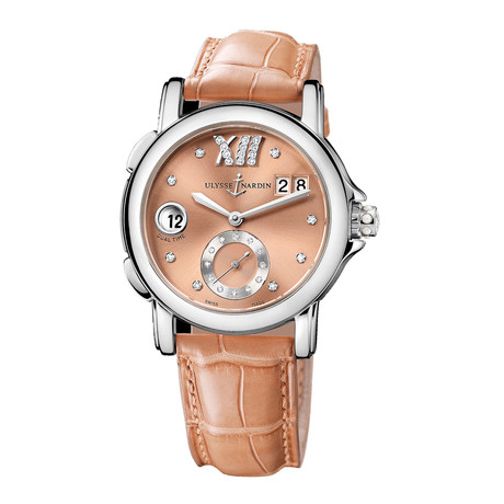 Ulysse Nardin Ladies GMT Big Date Automatic // 243-22/30-09