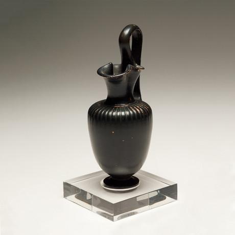 Apulian Trefoil Oinochoe // Magna Graecia Ca. 4th Century BCE