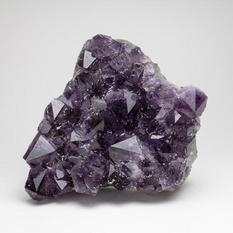 Natural Amethyst Crystal Cluster // II