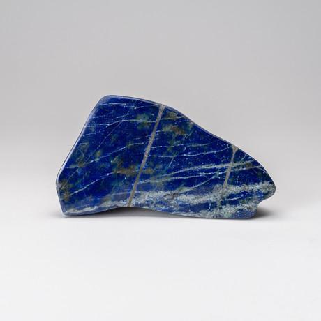 Polished Lapis Lazuli Freeform // II