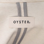 Oyster Holdings // Cotton Heathrow Coat // Beige (M)