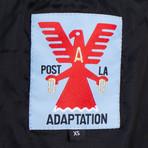 Adaptation // 'A Chain Gang' Bomber Jacket // Black (XS)