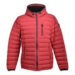Men's Fullcrest Jacket // Red (L)