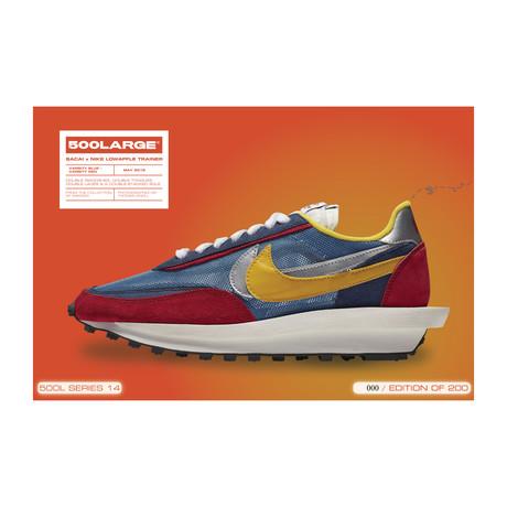 SACAI x Nike LD Waffle Trainer