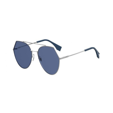 Women's 0194S Sunglasses // Silver