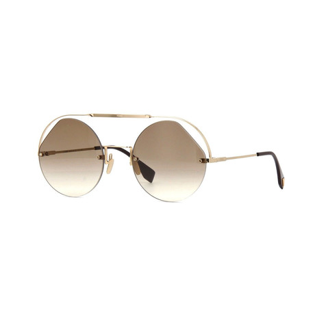 Women's 0325S Sunglasses // Brown