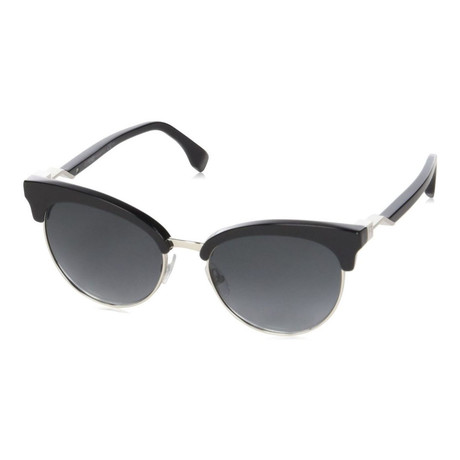 Women's 0229S Sunglasses // Black + Gray