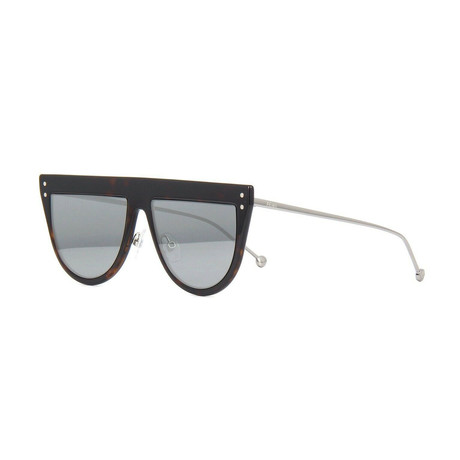 Women's 0372S Defender Sunglasses // Dark Havana