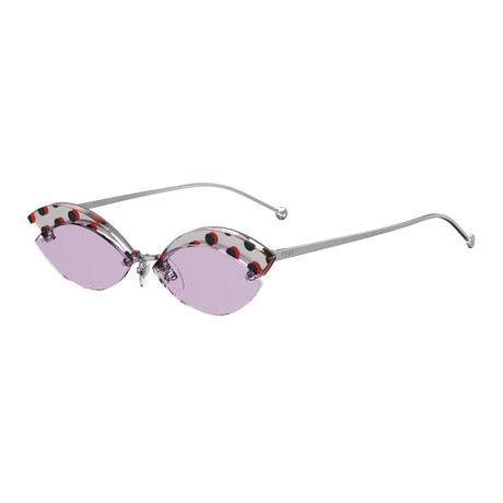Women's 0370S Sunglasses // Gray