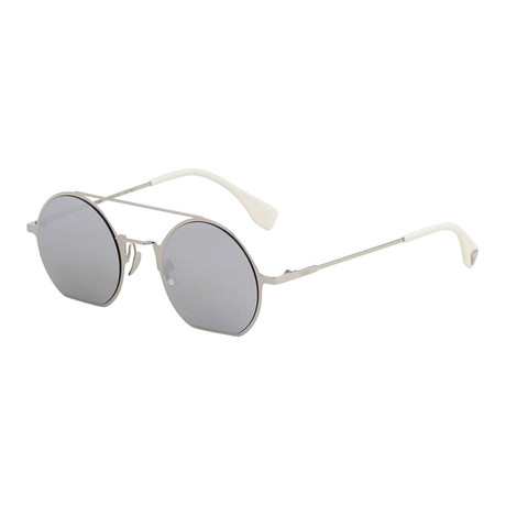 Women's 0291S Sunglasses // Palladium + Silver