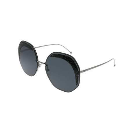 Women's Fashion Sunglasses // 63mm // Gray Frame