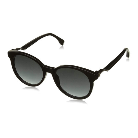 Women's 0231S Sunglasses // Black + Gray Gradient
