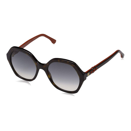 Women's 0270S Sunglasses // Dark Havana