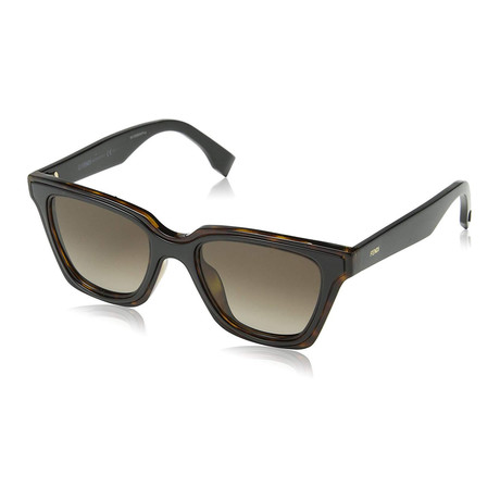 Fendi // Women's 0194S Sunglasses Black