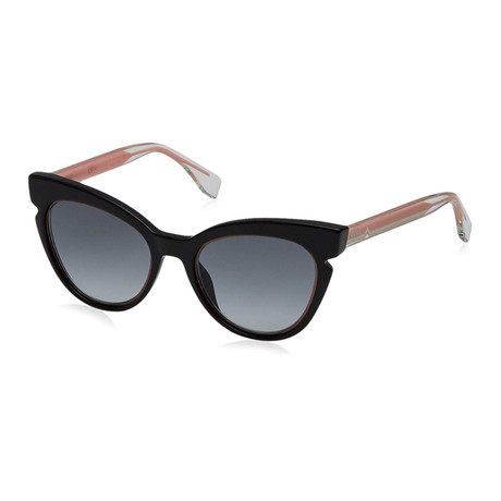 Women's 0132S Sunglasses // Smoke Gradient