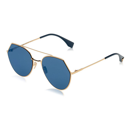 Women's 0194S Sunglasses // Gold
