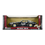 Burt Reynolds // Autographed Exclusive Smokey and the Bandit II 1:18 Scale Die-Cast Pontiac Trans Am