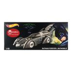 Val Kilmer // Autographed Batman Forever Batmobile 1:18 Scale + 'Batman' Inscription
