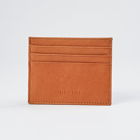 6-Card Holder // Tobacco