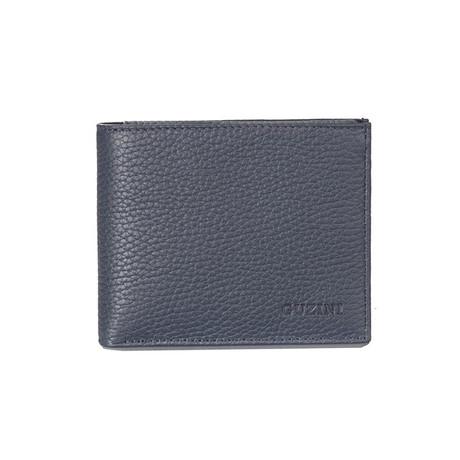 Bi-Fold Wallet // Dark Blue