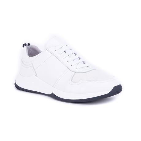 Graysen Shoe // White (US: 7)
