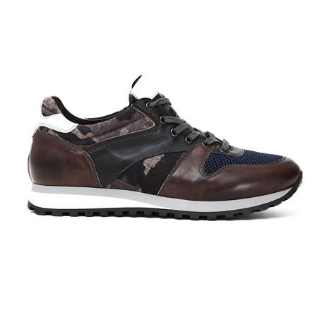 Garrett Sneakers // Multimarrone (Euro: 39)