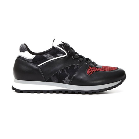 Zion Sneakers // Multiblack (Euro: 39)