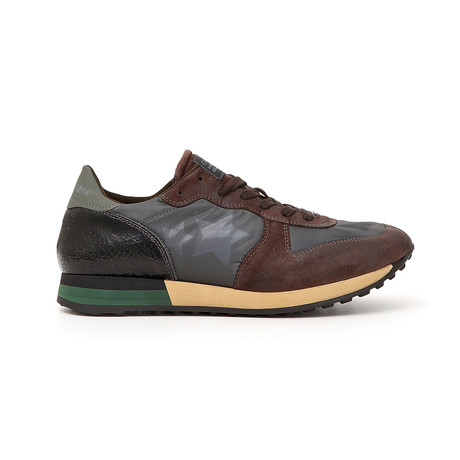 Albert Sneakers // Multibrown (Euro: 39)