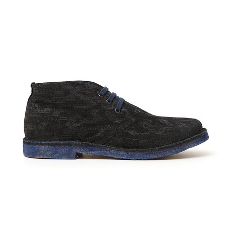 Makai Short Boots // Black (Euro: 39)